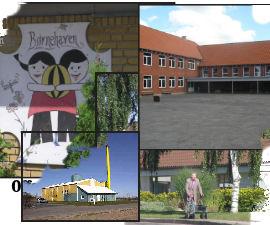 offentlige institutioner